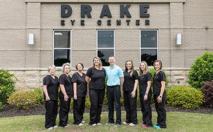 Drake Eye Center Staff